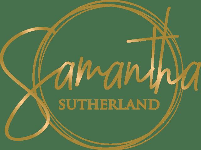 Samantha Sutherland | Numerologist | Energy Healer | Logo